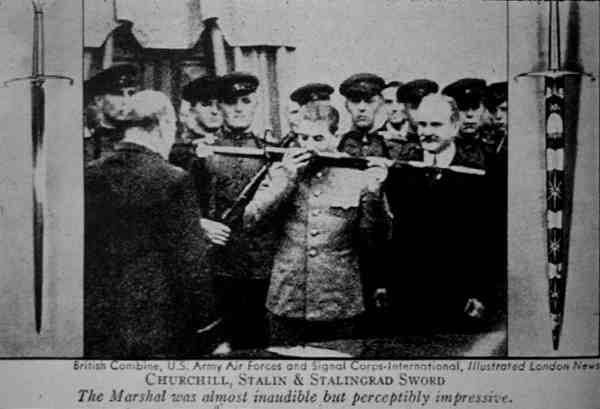 Postales del Traficante: la espada de Stalingrado